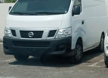 Nissan urvan with chiller for sale