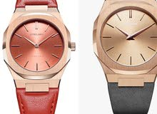2 watches D1 Milano brand new