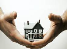 للبيع بيت بالغافية عبارة عن فيلتين منفصلتين