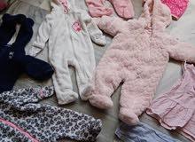 ملابس أطفال مستعمل
