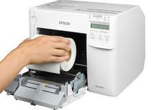 طابعة الملصقات من إيبسون Epson C3500