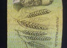 old 2$ Australia macarthur