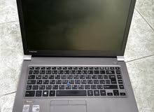 laptop Core i7 4th Gen 1gb graphics card Toshiba z40