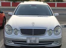 Mercedes-Benz E500 2002 for Sale