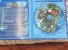 Ps4 Cd: GodOf War