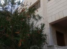 منزل مستقل طابقين على ارض مساحة 629 متر خلف اربد مول