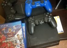 Ps4 +fifa2020 +Pes2020 +pes17+4 controllers