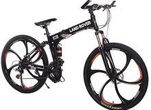 لاند روفر دراجة قابلة ف حال الجديد RangRover
