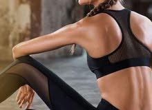 مدربة رياضة محترفة    gym trainer female