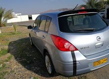 Nissan Tiida car for sale 2011 in Muscat city