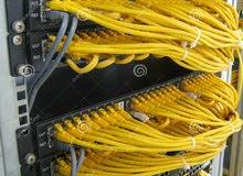 فني شبكات انترنت وشركات