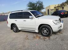 Used condition Lexus LX 2000 with 1 - 9,999 km mileage