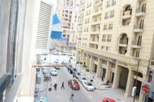 شقة 116م ش الغتوري خطوات من ش فوزي معاذ سموحة