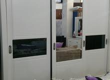 armoire bois hêtre blanc