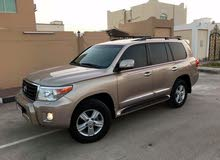 Used Toyota Land Cruiser in Abu Dhabi