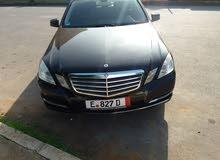 Mercedes benz model E220 2013