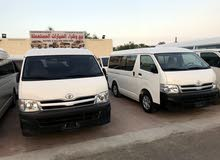 For sale 2016 White Hiace
