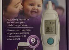 مقياس حرارة الكتروني فيليبس