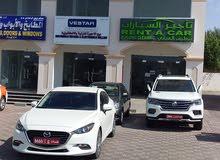 Automatic Nissan 2018 for rent - Al Dakhiliya