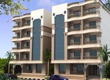 شقة 105م سوبر لوكس بأجمل قرى مطروح وشاطئ خاص وبالتقسيط حتى 4 سنوات