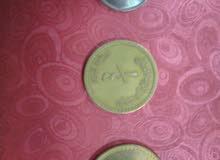 عملات معدنية عمانية
