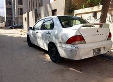 Mitsubishi Lancer 2002 For sale - White color