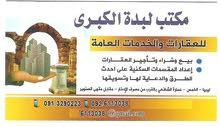 قطعة ارض 1000متر للبيع فى شارع ابوسروال بعين زارة