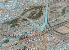 ارض  600 م² مدينة النهضة الخامسة - مربع 3* بكافة الخدمات
