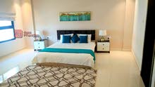 Fully Furnished 2 Bedroom all facilitated apartment for Rent in Amwaj Island