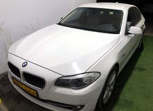 Gasoline Fuel/Power   BMW 520 2012