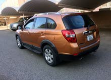 Orange Chevrolet Captiva 2008 for sale