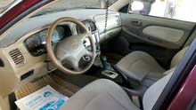 For sale 2003 Maroon Sonata