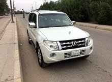 2014 Used Pajero with Automatic transmission is available for sale