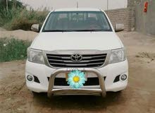 For sale Toyota Hilux car in Basra
