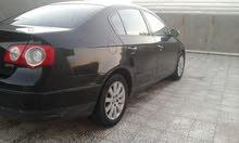 Black Volkswagen Passat 2007 for sale