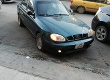 Gasoline Fuel/Power   Daewoo Lanos 1997