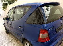 Mercedes Benz A 140 in Tripoli