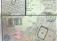 للبيع أرض سكنية الموقع (المعبيلة الثامنة كورنر) ولاية السيب