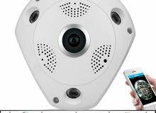 كاميرا مراقبه بانوراما  360 درجة