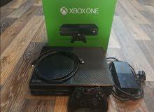 اكس بوكس ون مع 43 لعبه Xbox one