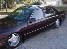 1 - 9,999 km Lexus LS 1998 for sale