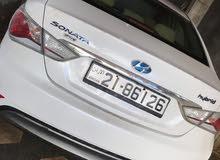 سيارة هنداي سناتا امريكي 2012  للبيع بسعر مغري