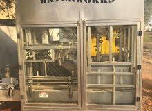 مصنع مياة متكامل للبيع في الملده