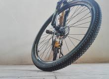 دراجة هوائية بحالة ممتازة