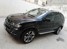 BMW_X5_2005 لون اسود جميع الاضافات 0778484082