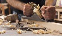خدمة نجارة الخشب