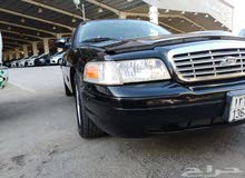 Gasoline Fuel/Power   Ford Crown Victoria 2011