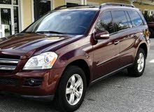 Used condition Mercedes Benz GL 2007 with 130,000 - 139,999 km mileage