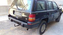 جيب قرند شيروكي  مديل 1994 V8 5.2L