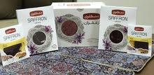 زعفران ایراني -اعلي جودة - زعفران مصطفوي